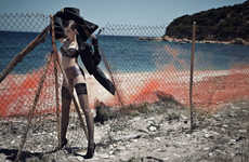 Seductive Shipwreck Photography