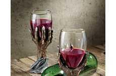 Undead Wine Glasses