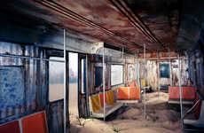 Apocalyptic Urban Dioramas (UPDATE)