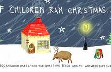 Kid-Centric Christmas Infographics