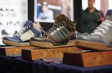 Sleek Waterproof Sneakers