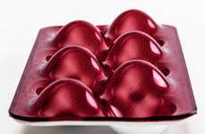Sculptural Egg Casings
