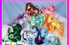 Childhood Critter Mashup Dolls