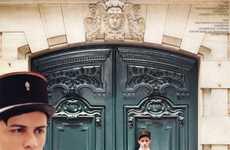 Royal Guard-Inspired Editorials