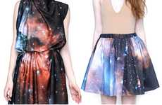 Glam Galactic Fashion