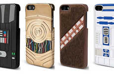 Geeky Sci-Fi Phone Protectors