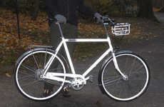 Shimmering Safety Cycles