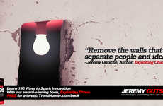Remove the Walls that Separate People & Ideas