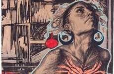 Urban Goddess Paintings (UPDATE)