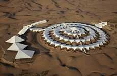 Self-Sustaining Desert Hotels