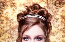 Dramatic Bridal Beauty Looks