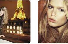 70s-Inspired Parisian Editorials