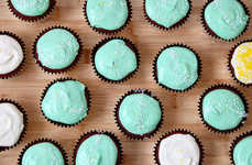 Miniature Teal Treats