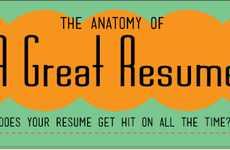 Cheeky Resume Infographics