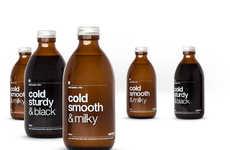Medicine Bottle Brew Branding