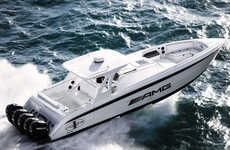 Luxury Automaker Speedboats (UPDATE)