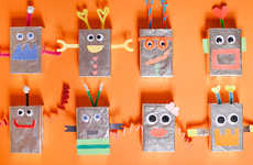 DIY Candy-Dispensing Robots
