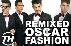 Remixed Oscar Fashion