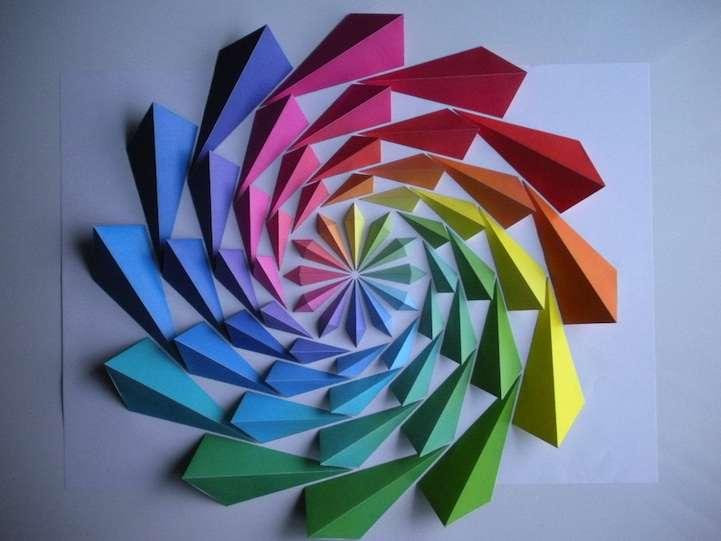 3D Geometric Mosaics