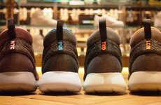 International-Inspired Sneakers