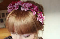 DIY Floral Headbands