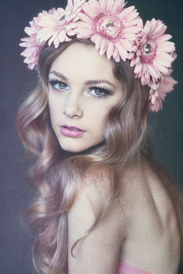 Feminine Floral Captures
