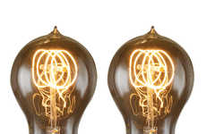Vintage Lightbulb Designs