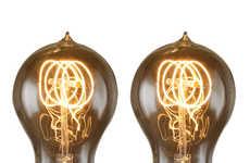 Vintage Lightbulb Designs