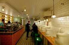Public Toilet Diners