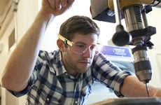 Scribbler-Clutching Spectacles