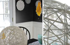 Yarn-Made Lighting Solutions