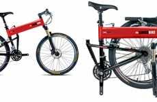 Foldable Mountain Bikes
