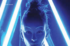 Illuminated Sci-Fi Editorials
