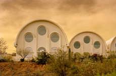 Spectacular Sci-Fi Structures