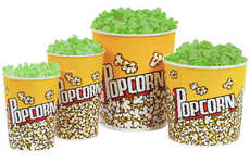 Glow-in-the-Dark Popcorn