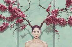 Surreal Fashion Art Campaigns