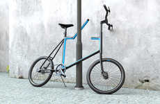 Frame-Integrated Bike Locks