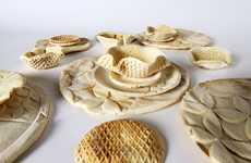 Edible Baking Plates