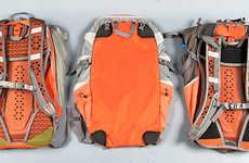 Morphing Modular Rucksacks