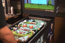 Fowl-Hunting Arcade Games