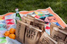 Personalized Picnic Bags