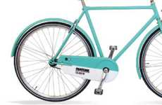Paint Swatch Pushbikes