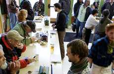 Community-Building Cafes
