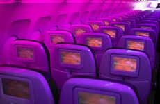 In-Flight Flirting Services