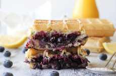 Gourmet Breakfast Sandwiches