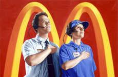 Godly Fast Food Art
