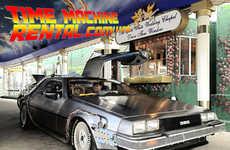 Iconic Movie Vehicle Rentals