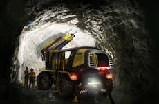 Compact Tunnel Trucks