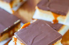 Scrumptiously Layered Chocolate Squares
