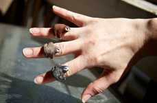 Adorable Exotic Animal Rings